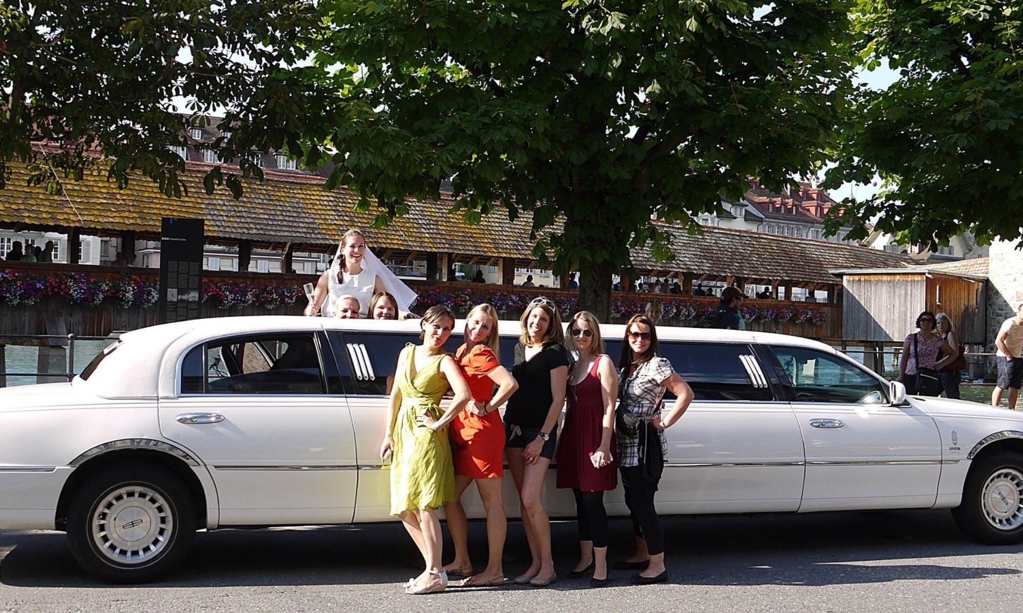 Limousine mieten Luzern - Stretchlimousine Luzern