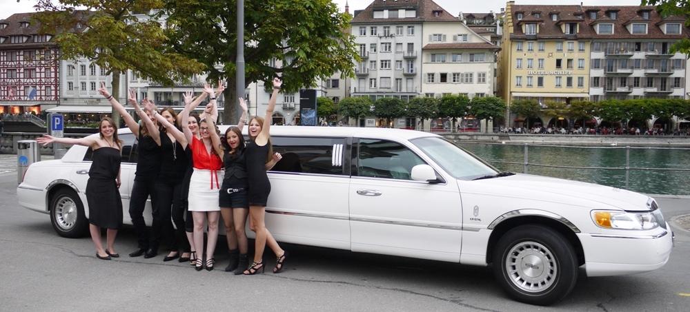 Stretchlimousine Luzern Titel2